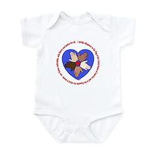 Pledge Infant Bodysuit