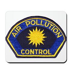 Smog Police Mousepad