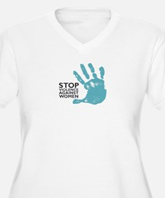 Stop Violence VS Women T-Shirt