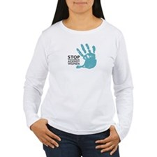 Stop Violence VS Women T-Shirt