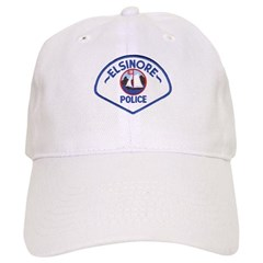 Elsinore Police Baseball Cap