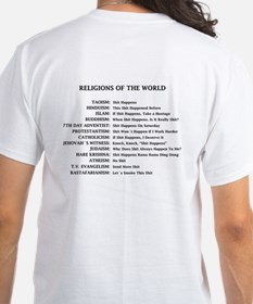 Shirt Religions of the World