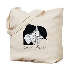Amour Interdit Tote Bag