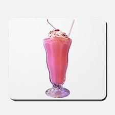 Strawberry Milkshake Mousepad