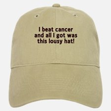 Cancer - Lousy Hat Baseball Baseball Cap