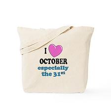 PH 10/31 Tote Bag