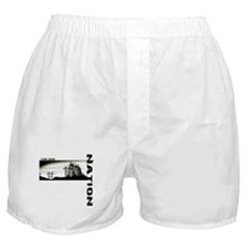 power lines Boxer Shorts