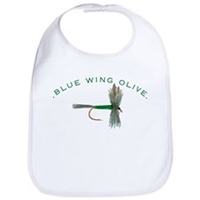 Blue Wing Olive Fly Bib