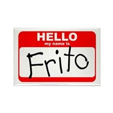 Frito Rectangle Magnet