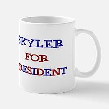 Skyler for President Mug