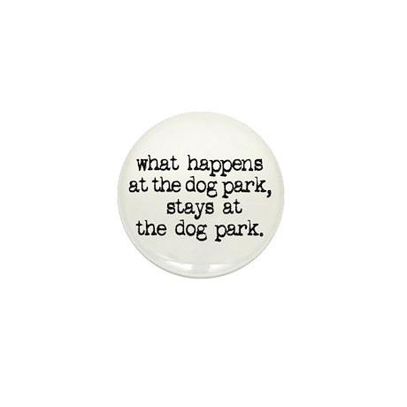Funny Dogs Humor Mini Button