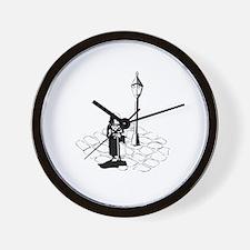 Unique Chrono Wall Clock