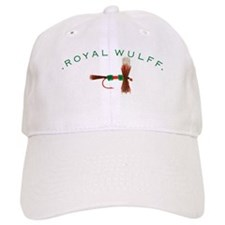 Royal Wulff Fly Lure Baseball Cap