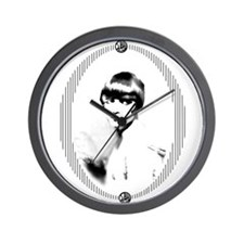 Cute Louise brooks Wall Clock