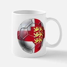 Three Lions Football Mug