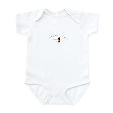 Adams Fly Lure Infant Bodysuit