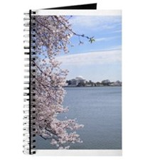 Unique Washington dc cherry blossom Journal