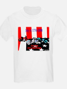 July 4, 1776-2008 232 Years T-Shirt