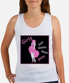 Girls Just Wanna Women's Tank Top