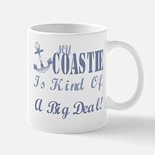 my coastie is kind of a big deal. Mug