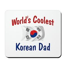 Coolest Korean Dad Mousepad