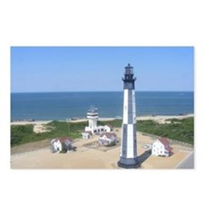 Unique Lighthouses in virginia Postcards (Package of 8)