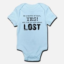 Talk About LOST Infant Bodysuit