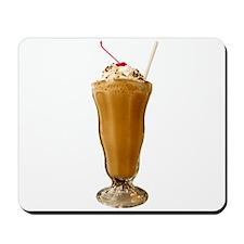 Chocolate Milkshake Mousepad