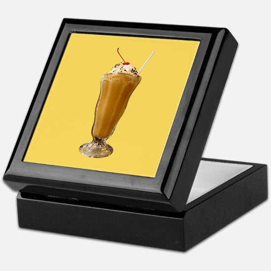 Chocolate Milkshake Keepsake Box