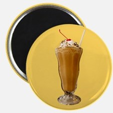 Chocolate Milkshake Magnet