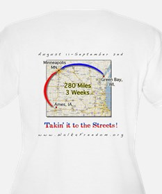 Great American Walk for Freed T-Shirt