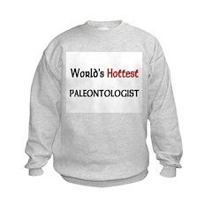 World's Hottest Paleontologist Sweatshirt