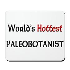 World's Hottest Paleobotanist Mousepad