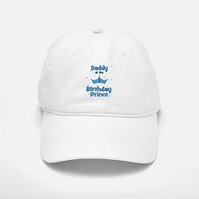 Daddy of the 1st Birthday Pri Baseball Baseball Cap