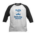 Daddy of the 1st Birthday Pri Kids Baseball Jersey