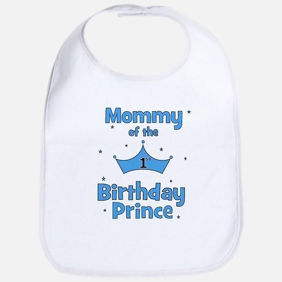 Mommy of the 1st Birthday Pri Bib