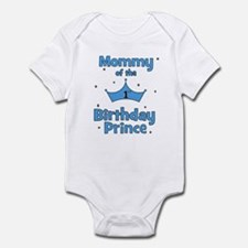 Mommy of the 1st Birthday Pri Infant Bodysuit
