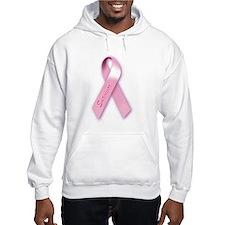 Breast Cancer Survivor Ribbon Hoodie