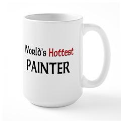 World's Hottest Painter Mug