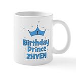 1st Birthday Prince Zhyen! Mug