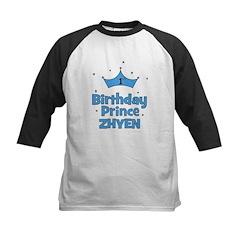 1st Birthday Prince Zhyen! Tee