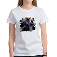 Soccer Girl Goalie Tee