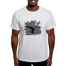 Soccer Girl Goalie T-Shirt