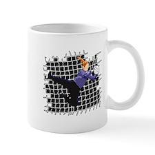 Soccer Girl Goalie Mug