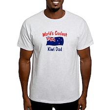 Coolest Kiwi Dad T-Shirt