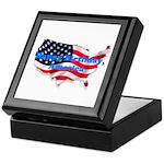 HAPPY BIRTHDAY, AMERICA Keepsake Box