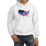 HAPPY BIRTHDAY, AMERICA Hooded Sweatshirt