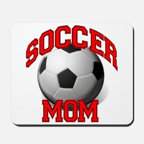 Soccer Mom Mousepad