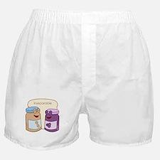 """Inseparable"" Boxer Shorts"