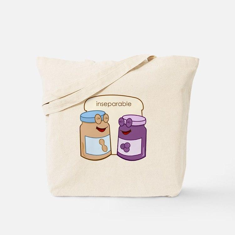 """""""Inseparable"""" Tote Bag"""